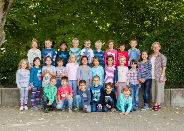 Klasse 3b Frau Oelers