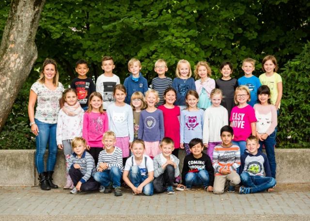 Klasse 3a Frau Görtz