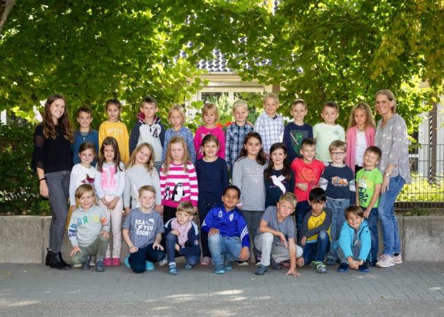 Klasse 1c Frau Metzenmacher