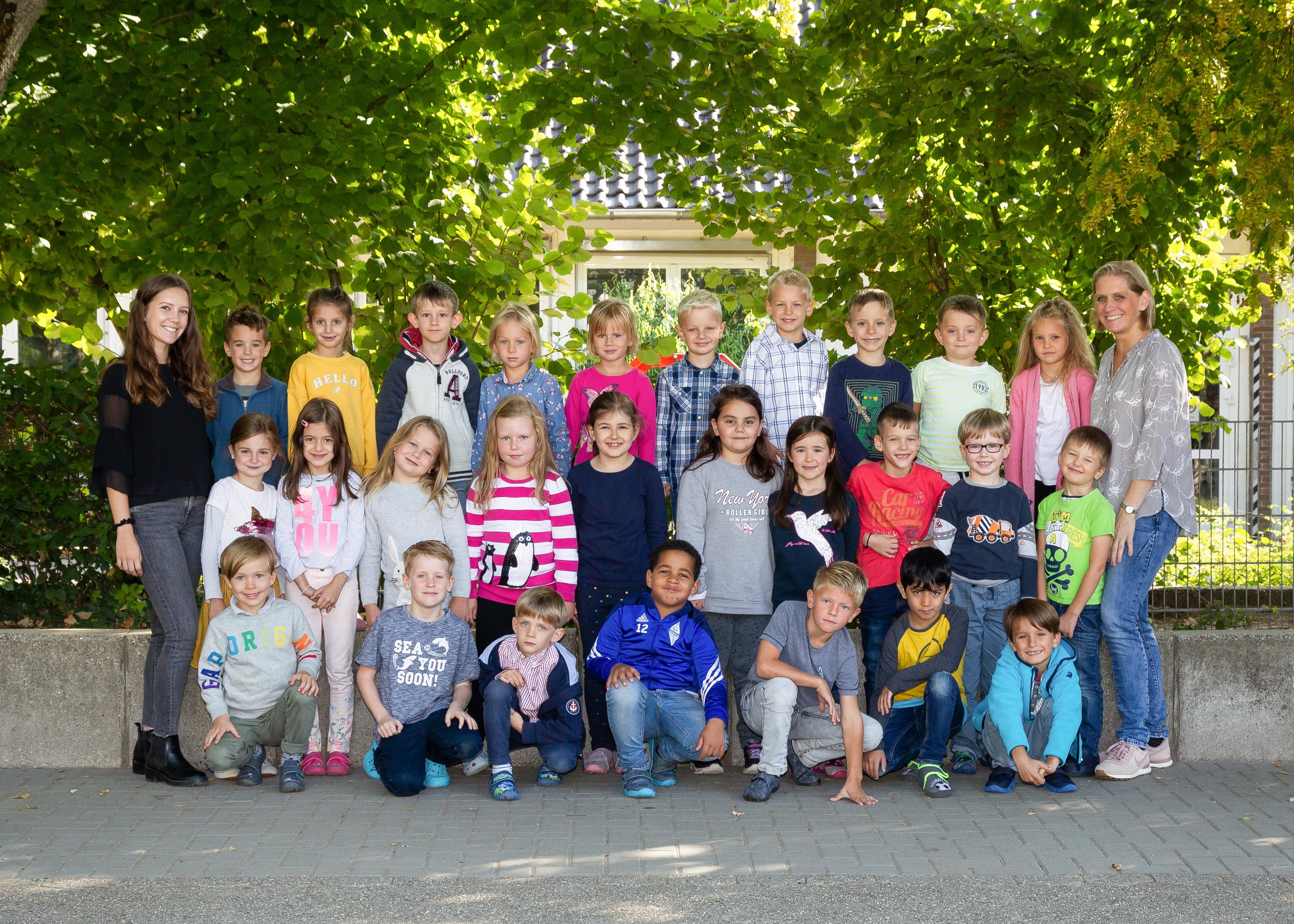Klasse 2c Frau Metzenmacher